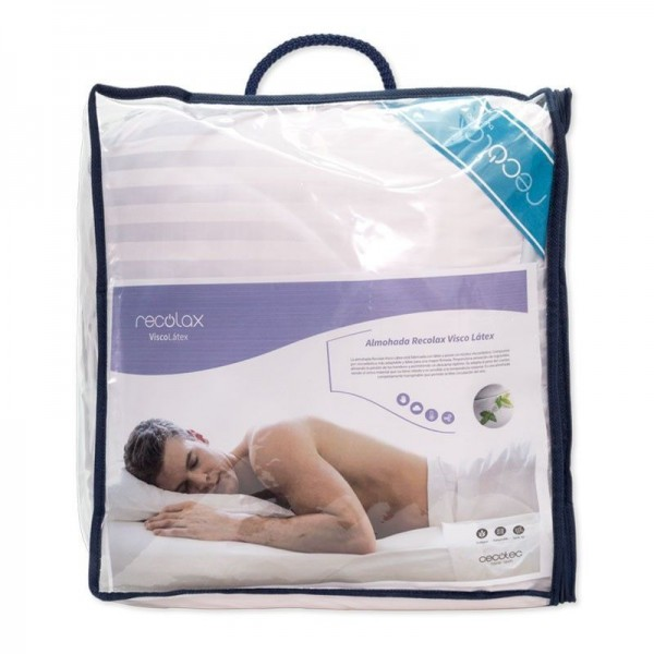 Almohada Recolax Visco Látex