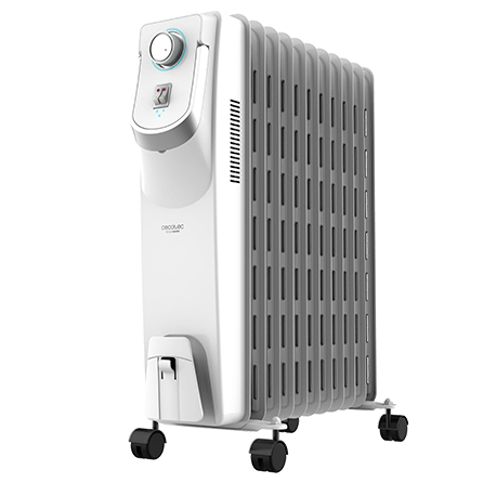 Ready Warm 5850 Space 360º - Radiador aceite 2500 W