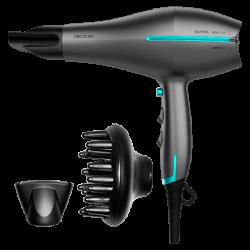 secador de pelo iónico Bamba IoniCare 5300 Maxi Aura Black