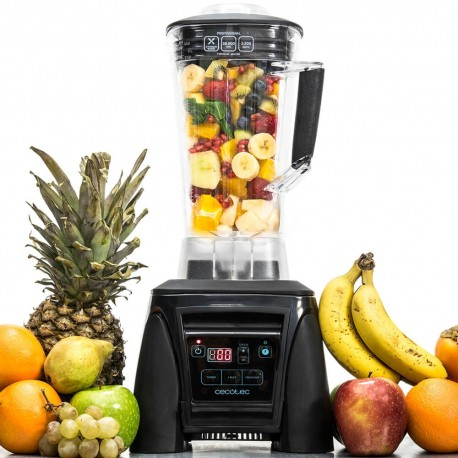 Power Titanium Pro Professional, High-performance Jug Blender -