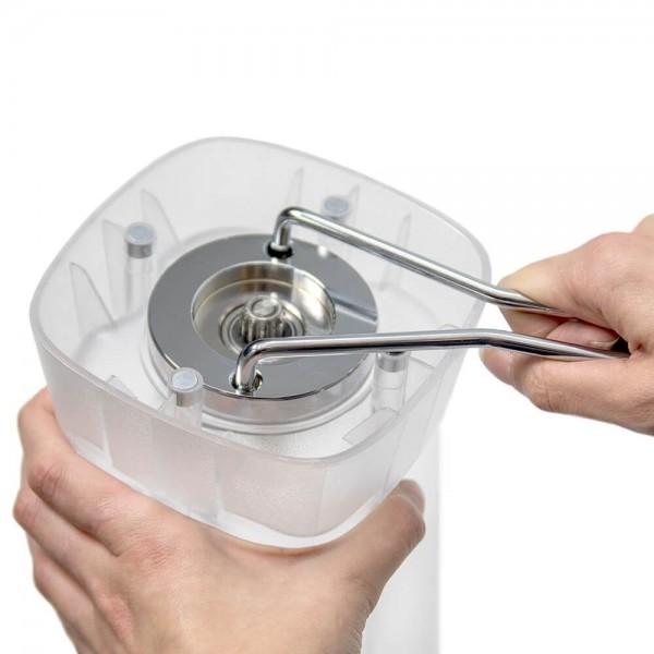 Power Titanium Pro. Batidora de vaso profesional de alto rendimiento. 2200 W y 32000 rpm. Cuchilla de 6 hojas de Titanio. Jarra de Tritan, BPA Free, de 2,8 litros con cuchillas desmontables, apto para lavavajillas.