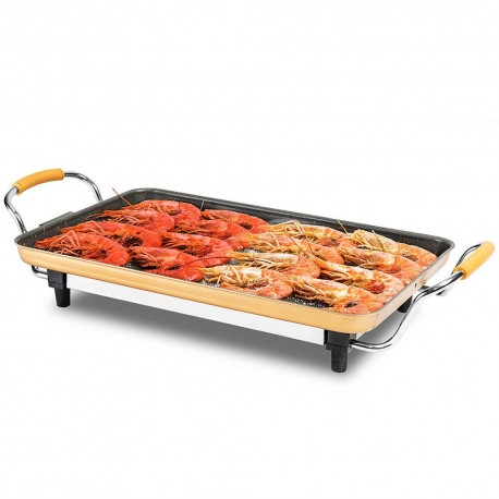 Electric griddle -