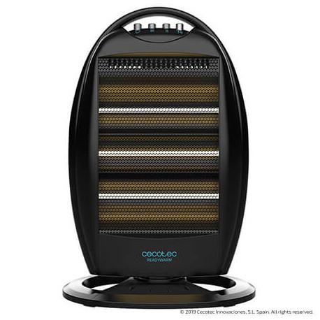 Ready Warm 7100 Quartz Rotate - Calefactor / Estufa Halógena