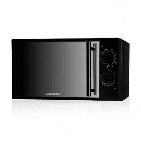 Microwave All Black Grill -
