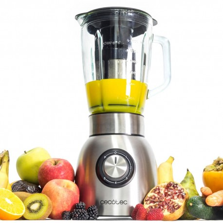 Power Titanium 1250W Jug Blender -