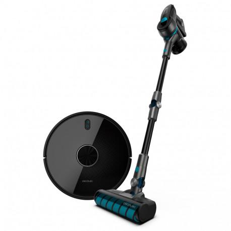 Conga 4090 + Rockstar 500 Ultimate ErgoFlex - Robot aspirador y Aspirador sin cable