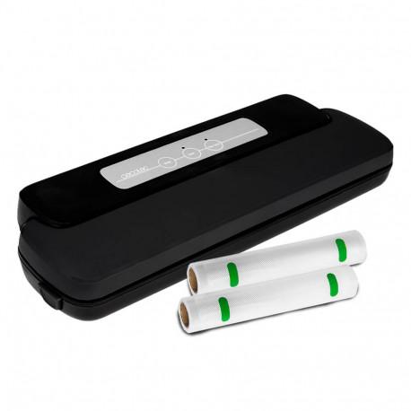SealVac 110W  + Rouleaux pour machine à emballer sous vide 28*600 -