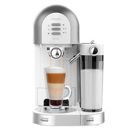Power Instant-ccino 20 Chic Serie Bianca -