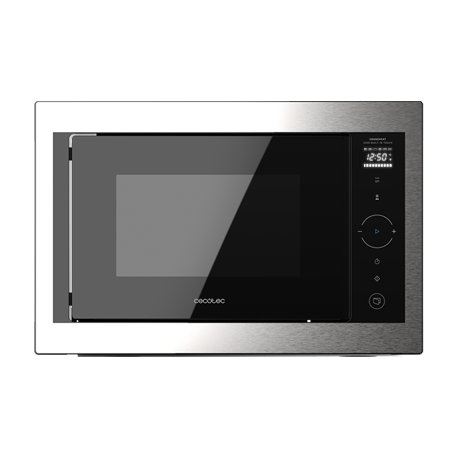 GrandHeat 2500 Built-in Touch SteelBlack -