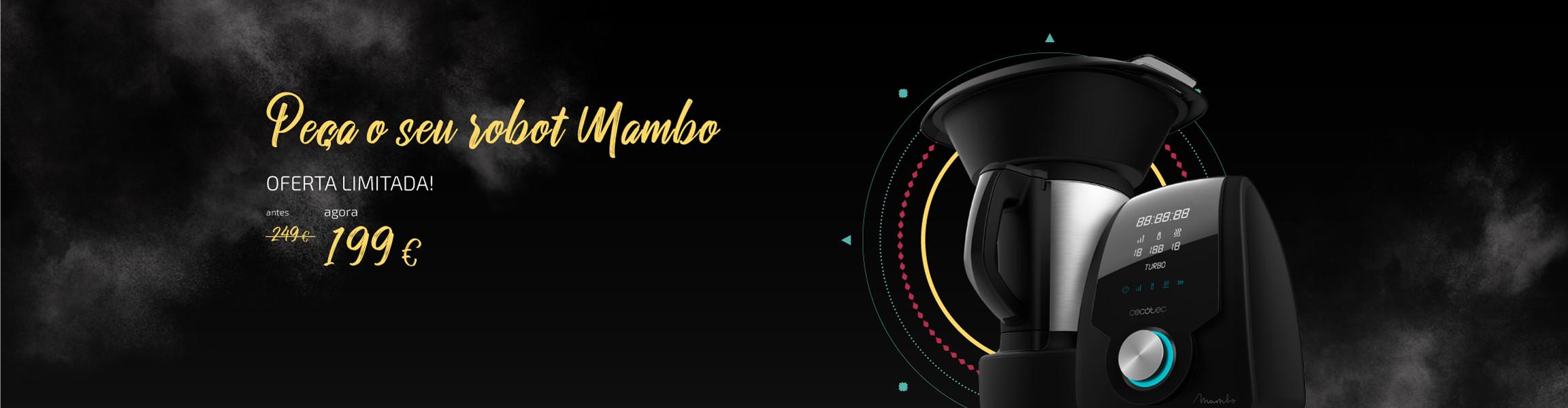 Robot de cozinha Mambo